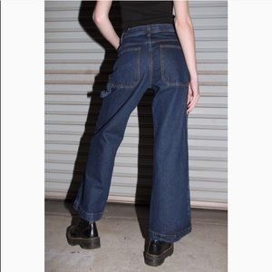 Brandy Melville Jackson Dark Wash Jeans